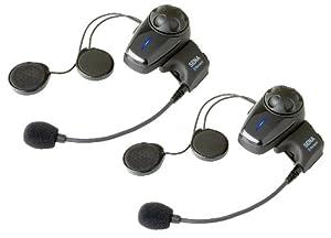 Sena SMH10D-10 Motorcycle Bluetooth Headset/Intercom 2- Count from Sena