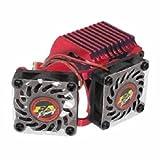 SP モーターラジエーター・プロ2 V2 (ファンx2 V2・エンドベル冷却タイプ) [RE] 2961V2-RE