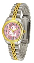 Mississippi (Ole Miss) Rebels Executive Ladies Watch with Mother of Pearl Dial