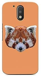 Kaira High Quality Printed Designer Back Case Cover For Motorola Moto G4 Plus(53)