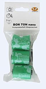 A K Brands Bon Ton Nano Refill, Green