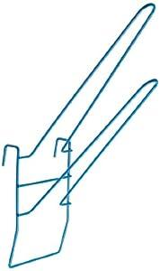 Bel-Art Scienceware 189310000 Epoxy-Coated Lab-Aire II Glove Holder
