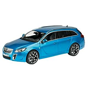 Schuco - SCHU07426 - Véhicule Miniature - Opel Insignia Sports Tourer OPC - Bleu Ardenne - Echelle 1 / 43