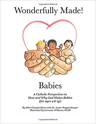 Wonderfully Made! Babies: A Catholic Perspective on How and Why God Makes Babies (for ages 9 and up)