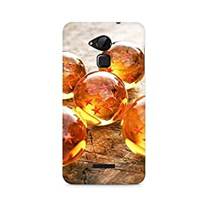 Mobicture Star Glass Balls Premium Printed Case For Coolpad Note 3