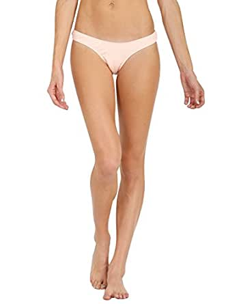 Minimale Animale The Tides Brief Pink Sand at Amazon Women
