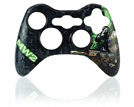 Call of Duty: Modern Warfare 2 Controller Faceplate for Xbox 360 - Camo
