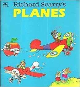 Richard Scarry S Cars Board Book