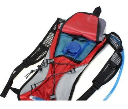 SoLed 2L TPU Hydration Bladder Bicycle Water Bag Camelbak Backpack Hiking Climbing
