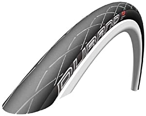 Schwalbe Durano 700 x 18/25c C Bicycle Tire, Folding