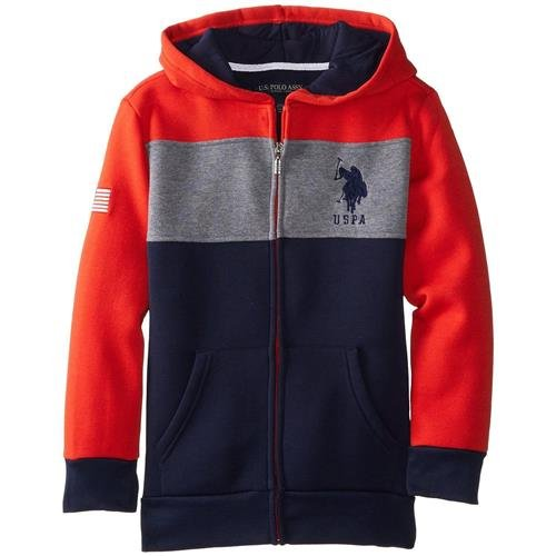 us-polo-assn-big-boys-fleece-color-block-jacket-with-hood-classic-navy-14-16