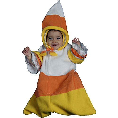 Baby Candy Corn Bunting Costume - 0-12 Months