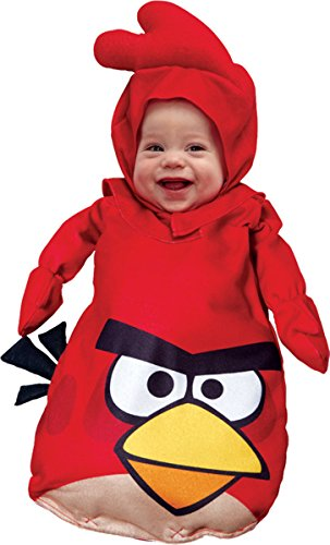 ANGRY BIRDS RED INFANT 0-9 M
