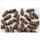 NECCO Chocolate Babies - 15lb Case
