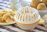 DIY Microwave Oven Baker for Potato Chips Baking Machine Slicer
