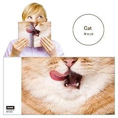 Animal Mask Book Cover アニマルマスクブックカバー [ Cat ]VRT42107