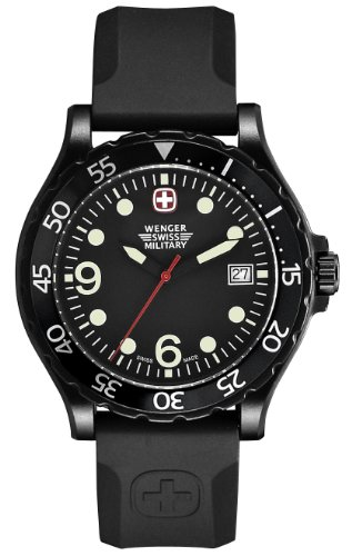 Wenger Swiss Military Men's 70902 Ranger Military Watch