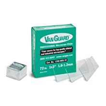 Van Guard 1200-MSL/CS Microscope Slides and Cover Glass