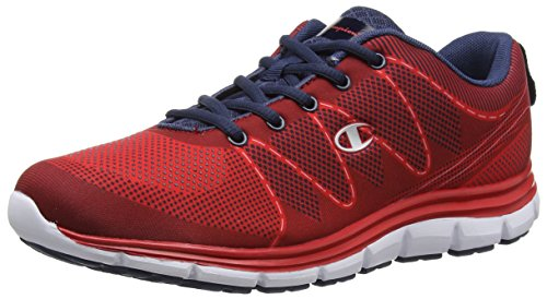ChampionLow Cut Shoe PAX - Scarpe Running Uomo , Rosso (Rot (Red 5)), 44