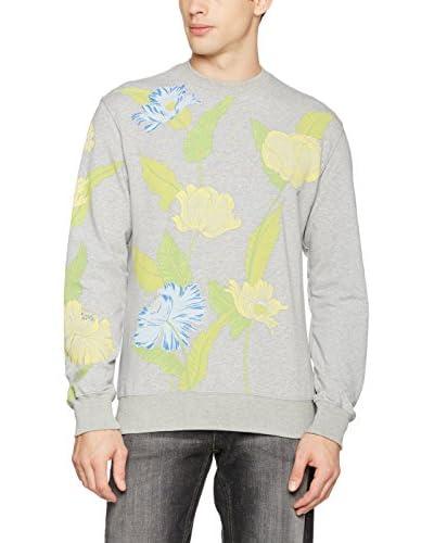 Husky Sweatshirt grau