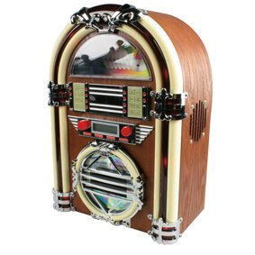 Review and Buying Guide of Cheap  CD Mini Jukebox Home Audio System