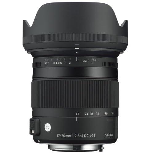 SIGMA 標準ズームレンズ Contemporary 17-70mm F2.8-4 DC MACRO HSM ペンタックス用
