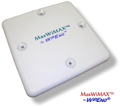 Maxwimax™ 22Db Wide Band Antenna For Amplifiers, Boosters, Repeaters, Modems, Hotspots