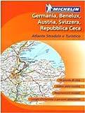 Germania, Austria, Benelux. Atlante stradale e turistico 1