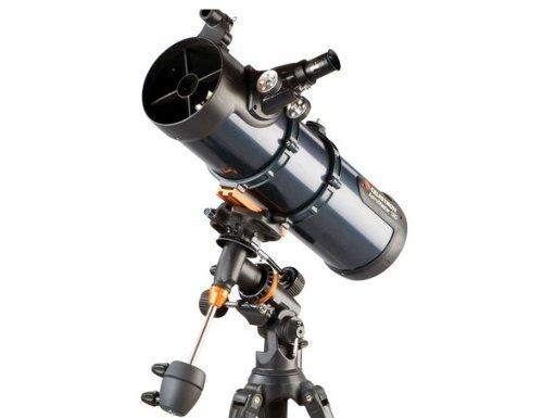 New Celestron 31045 AstroMaster 130 EQ Reflector Telescope