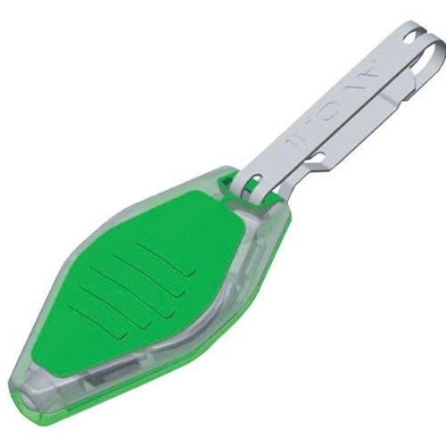 Inova Cb-G Translucent Microlight, Brilliant Green Led And Grip