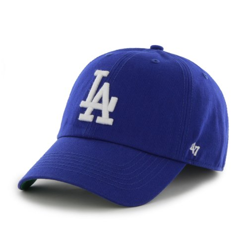 Mlb Los Angeles Dodgers Cap, Royal, X-Large