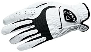 Callaway Golf Men's Cadet Tech Series Tour Glove (Left Hand, Small)