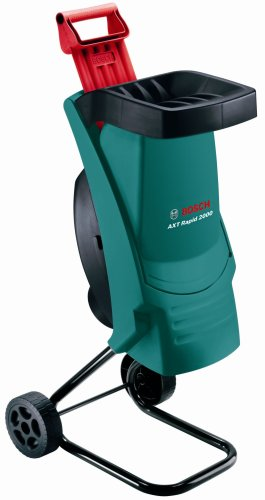 Bosch AXT Rapid 2000 Blade Shredder (35 mm Cutting Capacity)