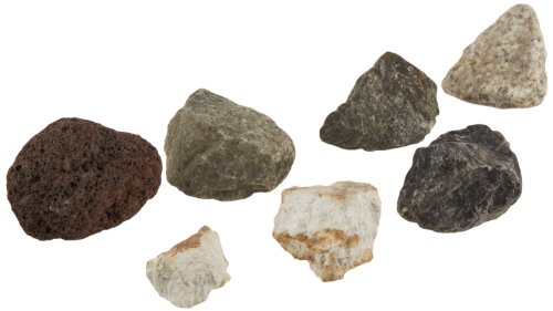 Scott Resources 6 Piece Economy Igneous Rock Collection Bag