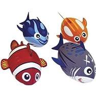 Water Sports 81088 Fish Beach Ball-ITZAFISHBALL
