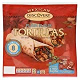 Discovery Soft Plain Flour Tortillas