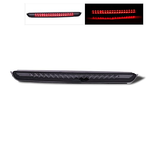 SPPC Smoke LED 3rd Brake Lights For Chevy Tahoe / Suburban : GMC Yukon (3rd Brake Light Gmc Yukon Denali compare prices)