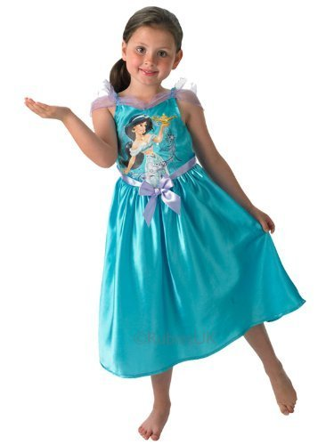 Disney's Jasmine Story Time Costume - Kids - Small