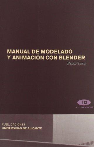 Manual de modelado y animación con Blender