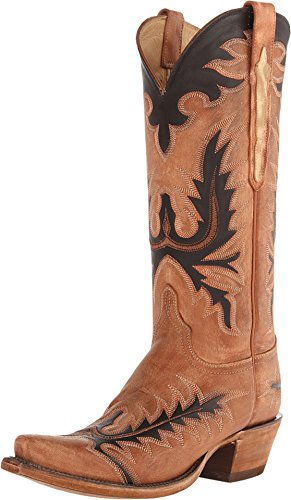 Lucchese Women's Classic Cowboy Boots