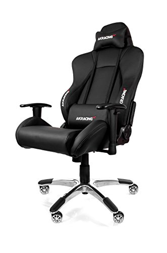 AKRACING-AK-7002-Ergonomic-Series-Executive-Racing-Style-Computer-Chair-Gaming-Chair-Office-Chair-eSport-with-Lumbar-Support-and-Headrest-Pillow-Included