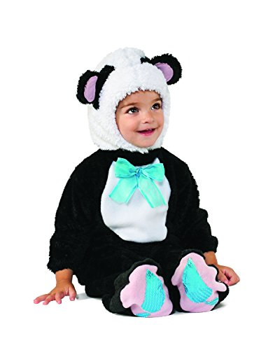 Rubie's Costume Co Baby's Panda Bear Costume, Multi, 6-12 Months