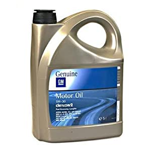 Gm 5w30 5 30 dexos 2 fully synthetic engine motor oil long for 5 30 motor oil