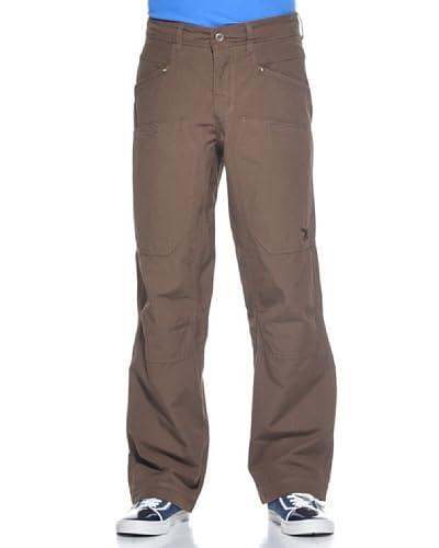 SALEWA Pantalone Earthon Co M [Verde]