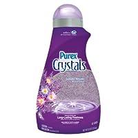 Purex Crystals Laundry Enhancer, Lavender Blossom, 55 Ounce