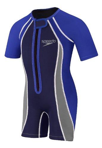 Speedo 7570349-004-Blue-3T