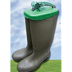 Wellitop - Clip On Wellington Boot Cover and Carry-Top