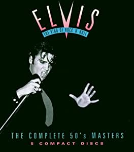 The King of Rock 'N' Roll: The Complete 50s Masters [Box Set--Slipcase Edition]