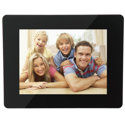 Koolertron® 4:3 Widescreen 8 Inch Hd Lcd Digital Photo Frame W/ Speaker Dc Power Remote Control