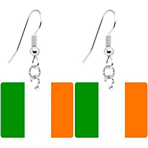 Flag of Ireland Earrings